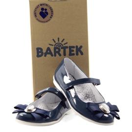 Ballerinas lasten kengät Bartek 45418 tummansininen 4