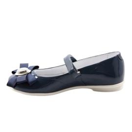 Ballerinas lasten kengät Bartek 45418 tummansininen 2