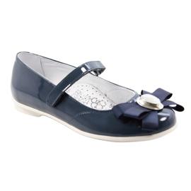 Ballerinas lasten kengät Bartek 45418 tummansininen 1