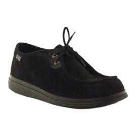 Befado naisten kengät pu 871D004 musta 3