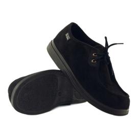 Befado naisten kengät pu 871D004 musta 5