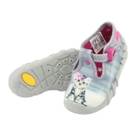 Befado kitty lasten kengät 110P365 harmaa 4