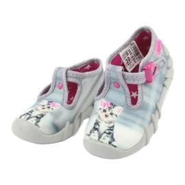 Befado kitty lasten kengät 110P365 harmaa 2