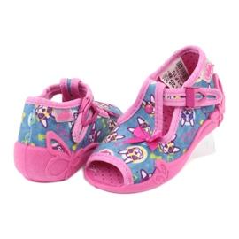 Befado vaaleanpunaiset lasten kengät 213P113 4