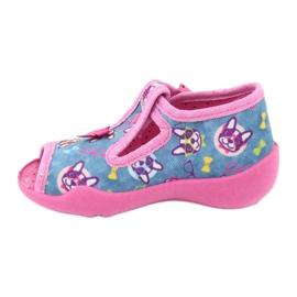 Befado vaaleanpunaiset lasten kengät 213P113 2