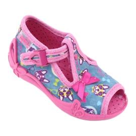 Befado vaaleanpunaiset lasten kengät 213P113 1