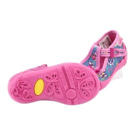 Befado vaaleanpunaiset lasten kengät 213P113 5