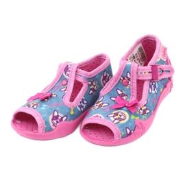 Befado vaaleanpunaiset lasten kengät 213P113 3