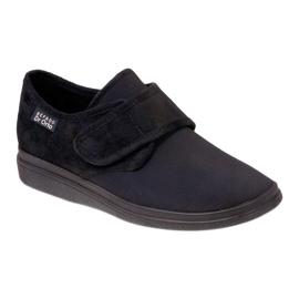 Befado miesten kengät pu 036M006 musta 1