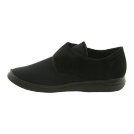 Befado miesten kengät pu 036M006 musta 3