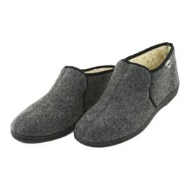 Befado miesten kengät 730M045 harmaa 4