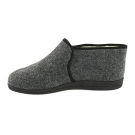 Befado miesten kengät 730M045 harmaa 3