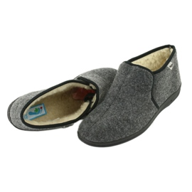 Befado miesten kengät 730M045 harmaa 5