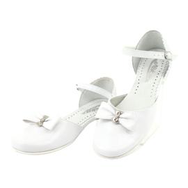Kohteliaisuus balleriinien ehtoollinen Miko 671 valkoinen 3