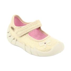 Befado lasten kengät 109P152 keltainen 3