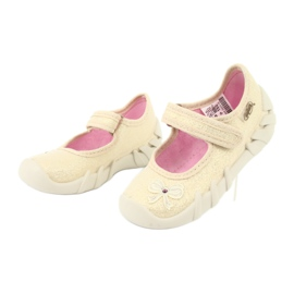 Befado lasten kengät 109P152 keltainen 5