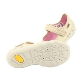Befado lasten kengät 109P152 keltainen 7