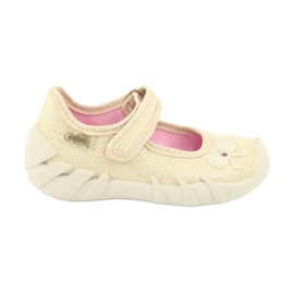 Befado lasten kengät 109P152 keltainen 2