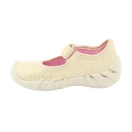 Befado lasten kengät 109P152 keltainen 4