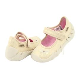 Befado lasten kengät 109P152 keltainen 6