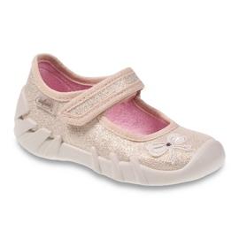 Befado lasten kengät 109P152 keltainen 1