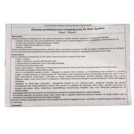 Befado -tossut mokkasiinit Dr.Orto Health 036d006 musta 7