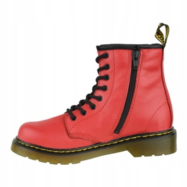 Tri kenkiä Martens 1460 Jr. 24488636 punainen 1