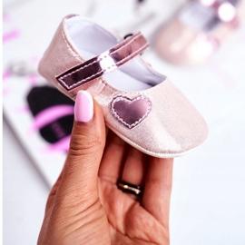 Apawwa Vauvan tennarit tarranauhakaste Pink Bellawa pinkki 2
