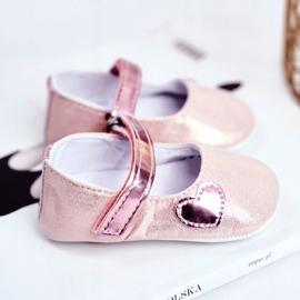 Apawwa Vauvan tennarit tarranauhakaste Pink Bellawa pinkki 3