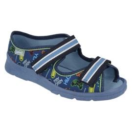 Befado lasten kengät 969Y161 laivastonsininen monivärinen 1