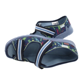 Befado lasten kengät 969Y161 laivastonsininen monivärinen 5