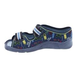 Befado lasten kengät 969Y161 laivastonsininen monivärinen 2