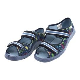 Befado lasten kengät 969Y161 laivastonsininen monivärinen 3