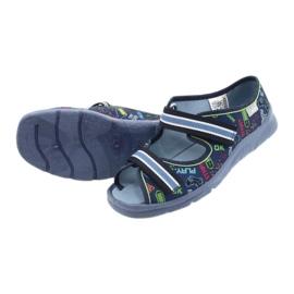 Befado lasten kengät 969Y161 laivastonsininen monivärinen 4