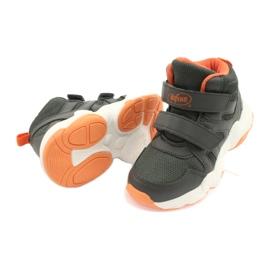 Befado lasten kengät 516X050 oranssi harmaa 4