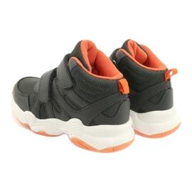 Befado lasten kengät 516X050 oranssi harmaa 5