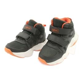 Befado lasten kengät 516X050 oranssi harmaa 3