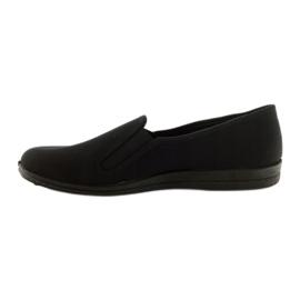 Musta slip-up-tossut Befado 001M060 2