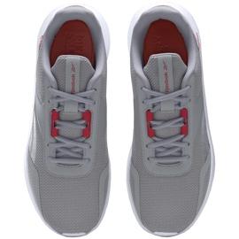 Reebok Energylux 2 miesten kengät harmaa-valkoinen-punainen Q46236 1