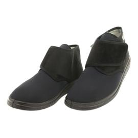 Befado naisten kengät pu 522D002 musta 3