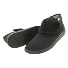 Befado naisten kengät pu 522D002 musta 4