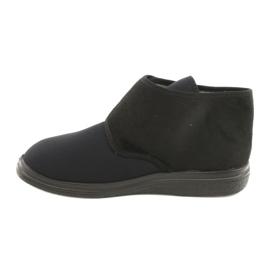 Befado naisten kengät pu 522D002 musta 2