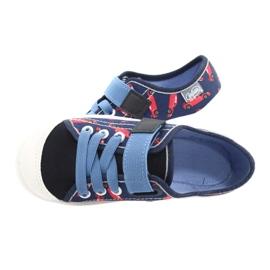Befado lasten kengät 251X160 punainen laivasto sininen 5