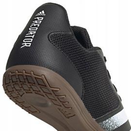 Adidas Predator Freak.4 In Sala FY1042 jalkapallokengät musta musta 4