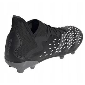 Adidas Predator Freak.1 Fg Junior FY1027 jalkapallokengät musta musta 6