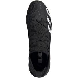 Adidas Predator Freak.3 In FY1032 jalkapallokengät musta musta 2