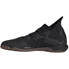 Adidas Predator Freak.3 In FY1032 jalkapallokengät musta musta 1