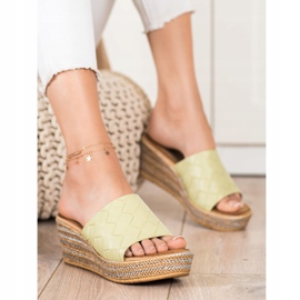 Bona Flip Flops vihreä 1