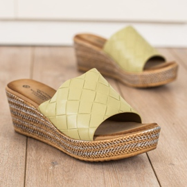 Bona Flip Flops vihreä 2