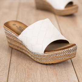 Bona Flip Flops valkoinen 2